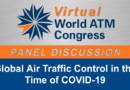 Global Air Traffic Control in the Time of COVID-19